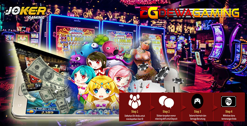Slot Joker Gaming Terbaru Win Rate Terbesar
